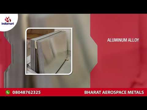 Bharat Aerospace Metals - Importer of Aluminium Alloys