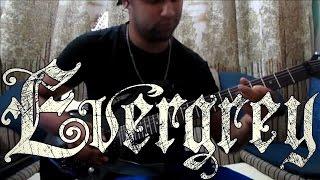 Evergrey - Visions  Solo Guitarra Maycon Porto HD