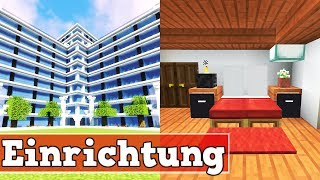Wie Richtet Man Ein Hotel In Minecraft Ein Minecraft Haus - Minecraft haus inneneinrichtung ideen