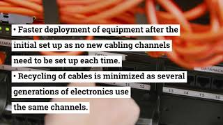 Why is Structured Cabling a Preferred Network Architecture