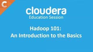 Apache Hadoop & Big Data 101: The Basics