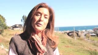 70 mujeres contra un terremoto