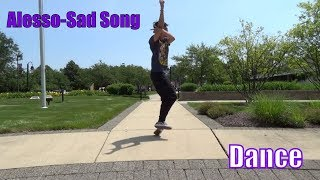 Alesso   Sad Song (feat. TINI)  | Dance