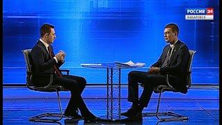 Интервью врио губернатора Хабаровского края Михаила Дегтярева, ГТРК