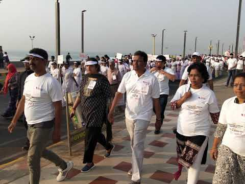 World Cancer Day - Awareness Walk @RK Beach