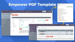 Empower PDF Template for SuiteCRM | Outright Store