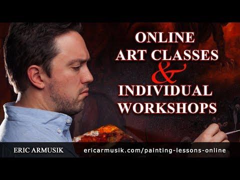 Online Art Classes & Workshops for Beginners & Professionals ...