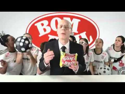 Bombril: Calamos o Boca!
