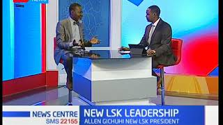 LSK Elections analysis by Prof George Wagakoyah: News Centre