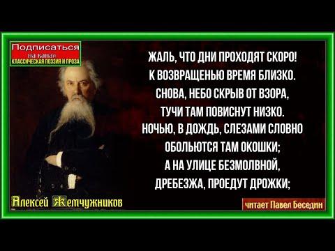 Воспоминания в деревне о Петербурге   Алексей Жемчужников