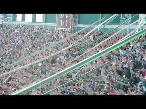 """""""BARRA DA CHAPE NO JOGO CONTRA O SÃO PAULO"""" Barra: Barra da Chape • Club: Chapecoense"""