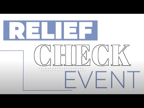 Relief Check Event
