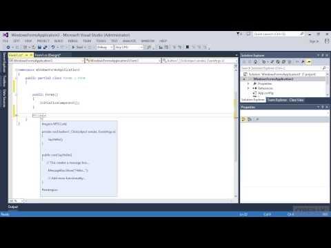Programming in Microsoft C# - Exam 70-483 Tutorial | Code ...