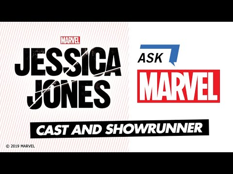 Marvel's Jessica Jones cast answers YOUR questions! | Ask Marvel