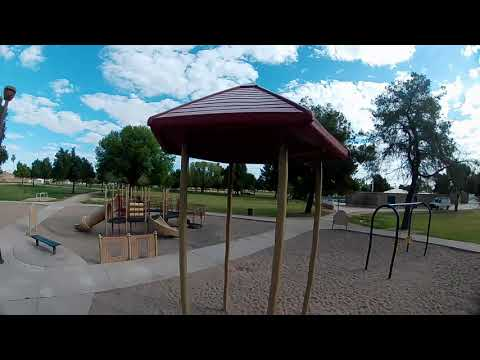 Fullspeed Tinyleader HD - FPV Cactus Park Flying Around & Through Playground Equipment