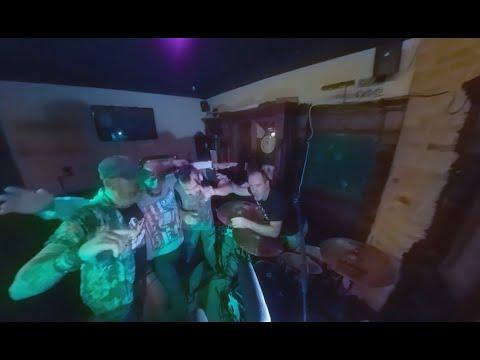 Grupo musical La Ruina en directo/Dublin/019/360º