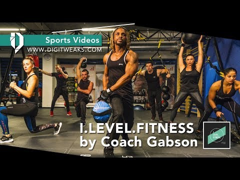 I.level.fitness by Coach Gabson