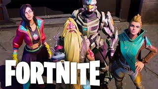 Fortnite Season 9 - Cinematic Trailer 'The Future Is Yours'