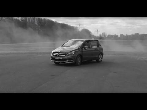 Mercedes Benz  B Class Хетчбек класса B - тест-драйв 1