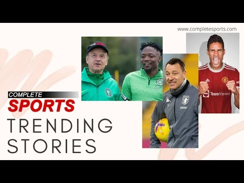 Trending On Complete Sports 28.07.2021