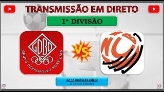 CN 2020/21 | 9ª Jornada | GDBD x NCB