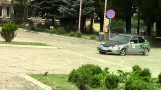 preview picture of video 'XVIII Rally Mińsk Mazowiecki 2014, Załoga nr 27'