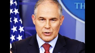 Why Is The EPA Hiring GOP Oppo Research Firms??