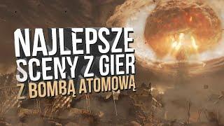 10 najlepszych scen z gier z bombą atomową
