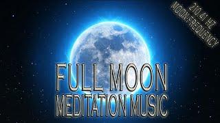JULY FULL MOON Meditation Music live 2021 - AQUARIUS full moon manifesting & letting go unwanted