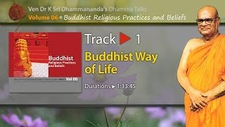 LC0601 Buddhist Way of Life
