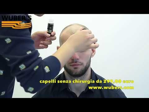 Buoni di ricostruzione di capelli