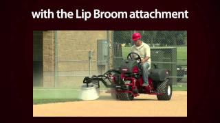 Toro Sand Pro Edger and Lip Broom Attachments