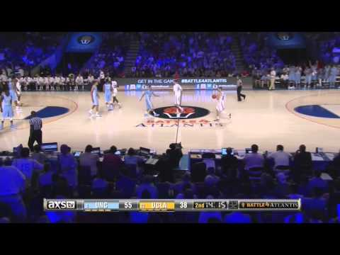 Video: UNC-UCLA Game Highlights