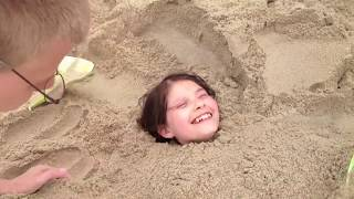 Juliana Carver - Stuck in the Sand - August 1, 2014