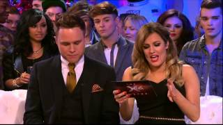 The Voting Statistics - The Xtra Factor - The X Factor UK 2012