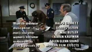 Police Squad Epilogues