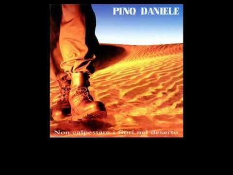 Pino Daniele - Un deserto di parole