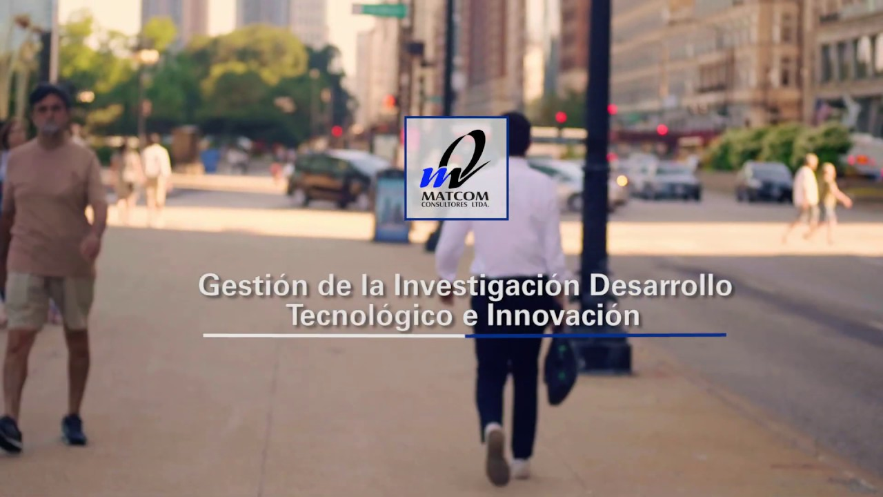 Gestión para la investigación desarrollo tecnológico e innovación