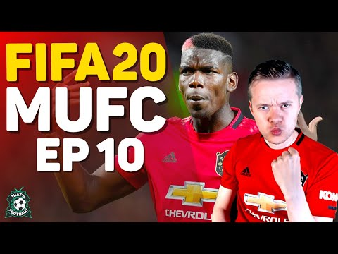 FIFA 20 Manchester United Career Mode! GOLDBRIDGE Episode 10