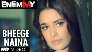 Bheege Naina - Video Song - Enemmy
