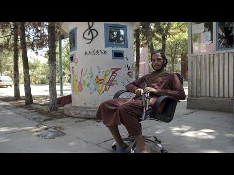 العرب اليوم - موسيقيون أفغان هربوا من حركة