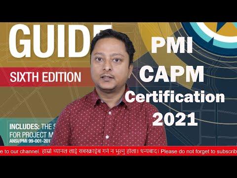 PMI CAPM exam prep 2021 | I passed CAPM certification in 15 days ...
