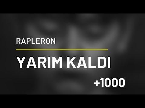 Rapleron - Yarım Kaldı klip izle