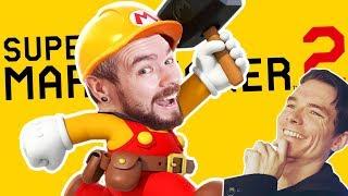 I DID IT.. I BEAT IT!   Super Mario Maker 2 #3
