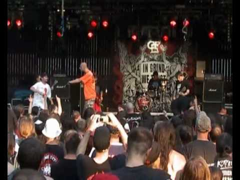 CAPTAIN CLEANOFF live at OEF 2009