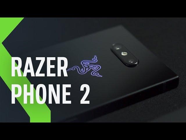 Razer Phone 2, la evolución del smartphone gaming de Razer