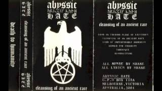 Abyssic Hate - 02 - From An Unknown Plane Of Existence [Cleansing Of An Ancient Race]