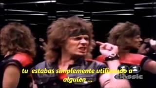 Dokken - Just Got Lucky (sub).flv