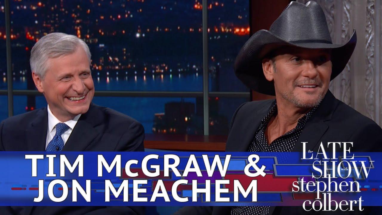Tim McGraw & Jon Meacham: Songs That Tell America's Story thumbnail
