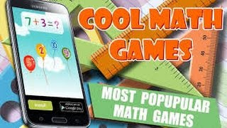 Cool Math Games For Kids - Watch It NOW